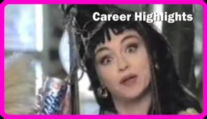 Judy Tenuta Career Highlights