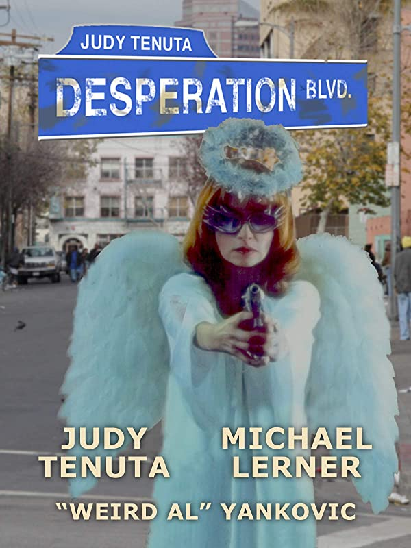 Poster for Desperation Boulevard